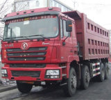 Shacman D'long 8x4 Cummins 385HPのダンプトラック