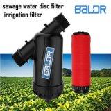Pre-Filtrationの/YのタイプBdf040yの下水の水処理のディスク・フィルタ