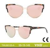 Neues Großhandelscer der Form-Sonnenbrille-UV400 (125-A)