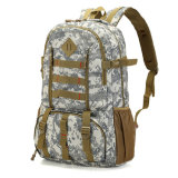 Produto de moda Camouflage Color Trekking Mochila Caminhadas Mochila Saco de viagem