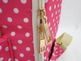 Form-stilvoller Frauen-Beutel-Arbeitsweg-Segeltuch-Schule-Einkaufen-Laptop-Dame Handbag Tote Cosmetic Bags Belüftung-Rucksack