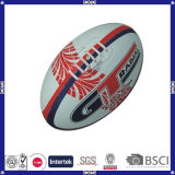 Logo personnalisé et taille promotionnel Rugby Ball Ball