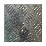 Plaque en acier inoxydable 410 à carreaux pour la construction