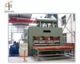Falegnameria automatica di alta efficienza che lamina la macchina calda della pressa