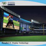 Im Freien örtlich festgelegter Installation P16 LED-Bildschirm (256X256mm) mit CCC/Ce