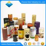 Douane 100% de Gerecycleerde Kosmetische Buis van het Document voor Fles