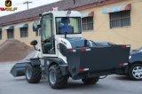 Wl80 затяжелитель 0.8 тонн миниый с распространителем песка