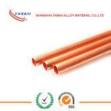 A/C de tubos de cobre sin fisuras de canalización del condensador C12200 tubo cooper