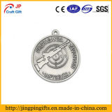 Medalha 2017 do metal do esporte do projeto do cliente da promoção a preço da fábrica