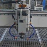 2000*3000mm uma máquina servo do CNC do MDF de Yaskawa do eixo para a madeira