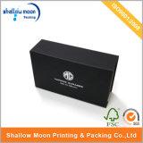 Caixa de embalagem de gravata de carimbo de prata personalizada (CI1510)