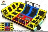 Nuevo diseño de los niños trampolín para la venta de juegos
