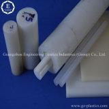 Buena estabilidad química PVDF varilla PVDF1000 barra de plástico