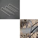 La PIOTA galvanizzata di paesaggio del giardino cuce con punti metallici i perni Anti-Rust&#160 dei pali;