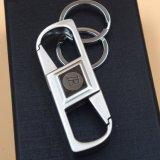 Kc_M_616 Aleación de zinc Logotipo personalizado Recuerdos de Metal Llavero de regalo