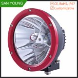 Indicatore luminoso di azionamento del CREE LED 45W 7 pollici per i camion che funzionano e che guidano