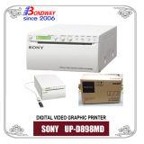 초음파 영상 인쇄공, 초음파 기계를 위한 A6 Vidoe 인쇄공, 소니 up-D898MD 의 초음파 스캐너, 열 종이 영상 도표 인쇄공