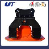 Acessório de escavadeira placa vibratória Hidráulico do Compactador