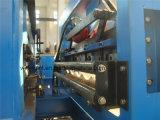 828 type ondulé bleu feuillard en acier de tuile formant la machine