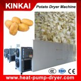 Machine de séchage de dessiccateur de capacité de 2500 kilogrammes pour des pommes chips