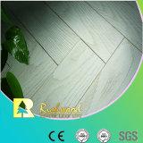 Revêtement de sol stratifié résistant à l'eau en chêne en relief de chêne V3 de 8,3 mm