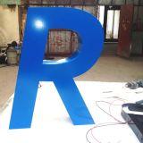 Segno acrilico completo di Lit LED del grado Premium per costruzione