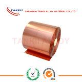 C17200 340HV dureza tira de cobre-berilio