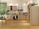 Stellte kundengerechtes Melamin 2017 Spanplatten-Küche-Schranktür gegenüber