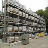 Entrepôt de stockage en métal galvanisé Rayonnage à palettes