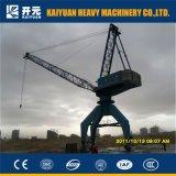 Grue portique mobile de qualité de 10 tonnes avec le GV