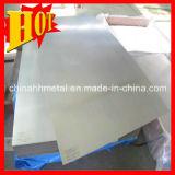 La placa de níquel titanio y hoja para la venta