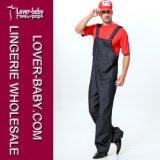 De Mens Mario Adult Costume L15305 van de loodgieter