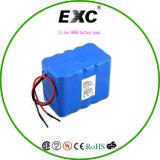 FCC Ce RoHS 14,8 V Li ионный батарейный блок длительного цикла жизни аккумуляторы размера 18650 батарейный блок