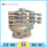 Deck duplo de alta frequência máquina de peneira vibratória móvel