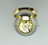 Sostenedor pegajoso del anillo de la rotación de 360 grados para la decoración del teléfono móvil