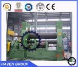 Máquina hidráulica da dobra de aço e de rolamento da placa W11S-50X4000 3-Roller