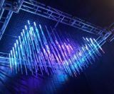 Météore d'éclairages LED d'étoile de chute des vacances DMX de Noël pour des arbres