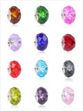 Accesorios cristalinos grandes coloridos de la joyería de la manera para las mujeres DIY