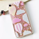 Luxury Fashion мелочь жидкость Cute TPU чехол для телефона iPhone X