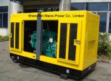 110Ква 88квт скорость холостого хода шумоизоляция дизельного двигателя Cummins генератор