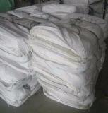 Прозрачный сплетенный мешок для упаковывая муки риса/мозоли