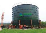 Ecpc ha montato il digestore del serbatoio del biogas del serbatoio