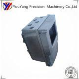 Fundição de Alumínio personalizadas com usinagem CNC, Caixa de tampa do Fluxômetro