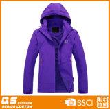 Куртка способа женщин теплая