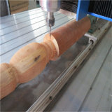 Máquina do router do CNC do cilindro do CNC do Woodworking de Jinan 3D