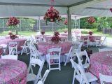 La resina de boda blanca silla plegable para el evento Party Rentals
