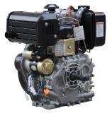 Motor diesel de 186fa / 9HP con el arrancador eléctrico (186FA)