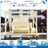 Js1000 Veio Twin Misturador de máquinas de construção industrial para venda