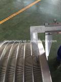 Timpano dello schermo del cestino dello schermo di pressione per la macchina di fabbricazione di spappolamento