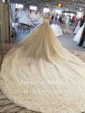 Шарик Aolanes платье иллюзию втулки с свадебные платья112243